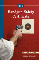 Handgun safety is the law in California. Every handgun owner should un