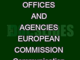 II Information INFORMATION FROM EUROPEAN UNION INSTITUTIONS BODIES OFFICES AND AGENCIES EUROPEAN COMMISSION Communication from the Commission  Detailed guidance on the request to the competent authori