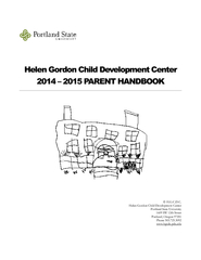 Helen Gordon Child Development Center PDF document - DocSlides