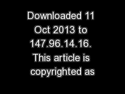 Downloaded 11 Oct 2013 to 147.96.14.16. This article is copyrighted as