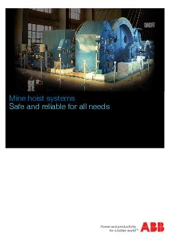 ABB mine hoist systems 1 PowerPoint PPT Presentation