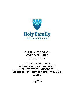 POLICY MANUAL PowerPoint PPT Presentation