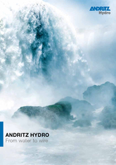 ANDRITZHYDROFrom water to wire