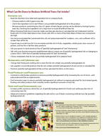 CS National Center for Chronic Disease Prevention and Health Promotion Division of Nutrition Physical Activity and Obesity Trans Fat The Facts Dietary Trans Fat The Dietary Guidelines for Americans  a