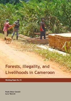 Forests, Illegality, and