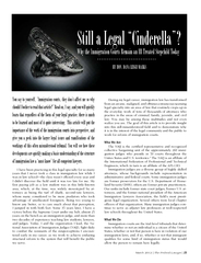 March 2012 | The Federal Lawyer |