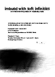 SYMPOSIUM BY MASTER OF ARTS IN FINE ARTSZurich University of the Arts
