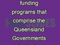 Fact Sheet for ParentsCarersGuardians What is Get Started  Get Started is one of three funding programs that comprise the Queensland Governments Get in the Game initiative to support sport and recreat
