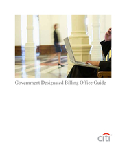 Government Designated Billing Office Guide