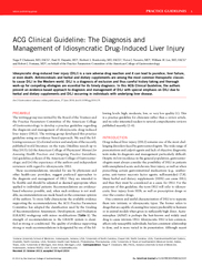 The American Journal GASTROENTEROLOGYPRACTICE GUIDELINES  The writing