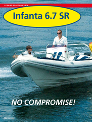 NO COMPROMISE!leisure boating