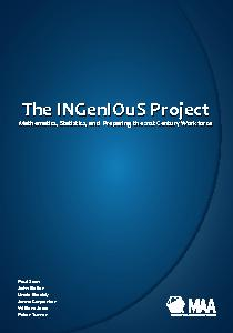The INGenIOuS Project