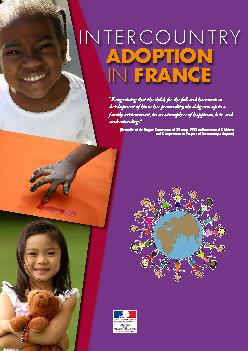 INTERCOUNTRY and Co-operation in Respect of Intercountry Adoption) ...