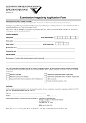 This form is for the use of the principal (or delegate such as deputy