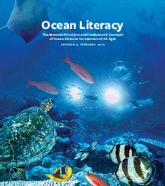 OCEAN LITERACY The Essential Principles and Fundamental Concepts of Ocean Sciences for Learners of All Ages VERSI N  MARCH  Composite photo features species from multiple ocean basins and Island of Of