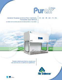 General Purpose Laminar Flow Cabinets, PowerPoint PPT Presentation
