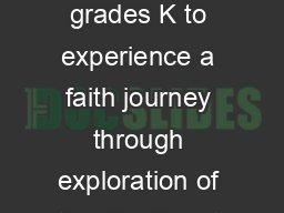 The new Girl Scouts My Promise My Faith pin invites girls in grades K to experience a faith journey through exploration of the Girl Scout Law and teachings from their faith