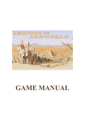 For newcomers to Ashworld Legions of Ashworld is a turn based strategy