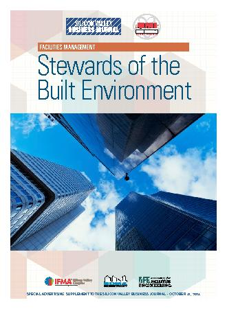 FACILITIES MANAGEStewards of theBuilt EnvironmentSPECIAL ADVERTISING S