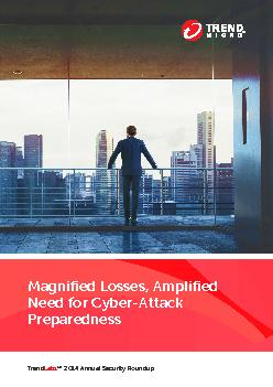 Trend 2014 Annual Security Roundup
