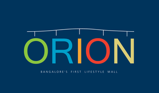 BANGALORE'S FIRST LIFESTYLE MALL
