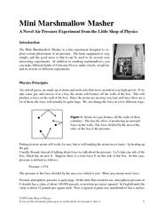 A Novel Air Pressure Experiment from the Little Shop of PhysicsIntrodu