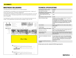 TECHNICAL SPECIFICATIONS PowerPoint PPT Presentation