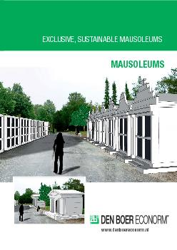 EXCLUSIVE, SUSTAINABLE MAUSOLEUMSMAUSOLEUMS PDF document - DocSlides