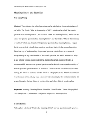 Ethical Theory and Moral Practice 11 (2008), pp.123-148  1 PDF document - DocSlides