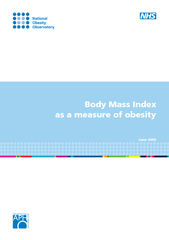 Body Mass Index as a measure of obesity