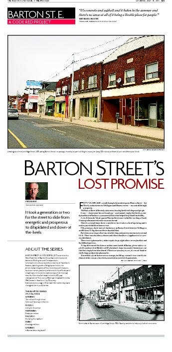 IFTYYEARSAGO,a stroll through the meatiest part of Barton Street