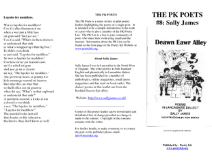 The PK Poets is a series of free to print poetry leaflets highlighting PDF document - DocSlides