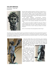 CELLINI PDF document - DocSlides