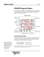 ION6200 Megawatt Option