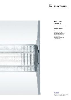 MELLOW LIGHT IVRecessed and surface-mounted luminaireSoft, vivid and r PDF document - DocSlides