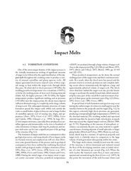 Impact Melts PDF document - DocSlides