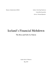 Iceland is a country that went from having fishery as its most importa PDF document - DocSlides
