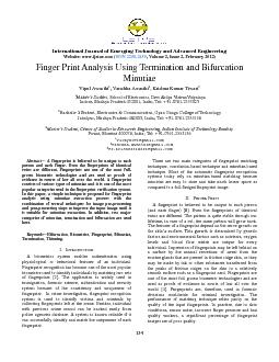 International Journal of Emerging Technology and Advanced Engineering
