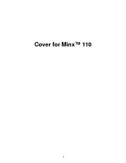 Cover for Minx