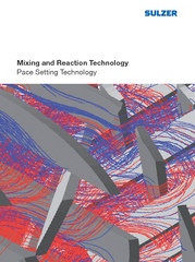 Mixing and Reaction Technology Pace Setting Technology