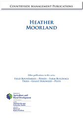 Countryside Management PublicationsHeather MoorlandFURTHER