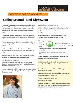 Selling Second Hand PowerPoint PPT Presentation