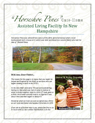 Assisted Living Facility In New Hampshire