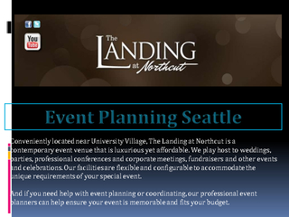 Seattle Wedding Catering