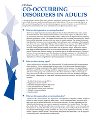 A person who has a mental illness and a substance use disorder is said PowerPoint PPT Presentation