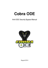 ODE Security Bypass Manual