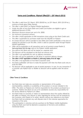 Terms and Conditions PowerPoint PPT Presentation