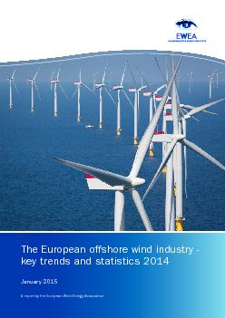 The European offshore wind industry -