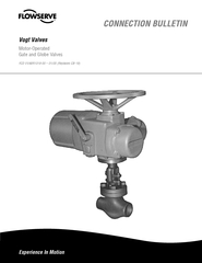 Vogt Valves Motor-Operated Gate and Globe Valves FCD VVABR1019-00  PowerPoint PPT Presentation