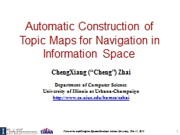 Automatic Construction of